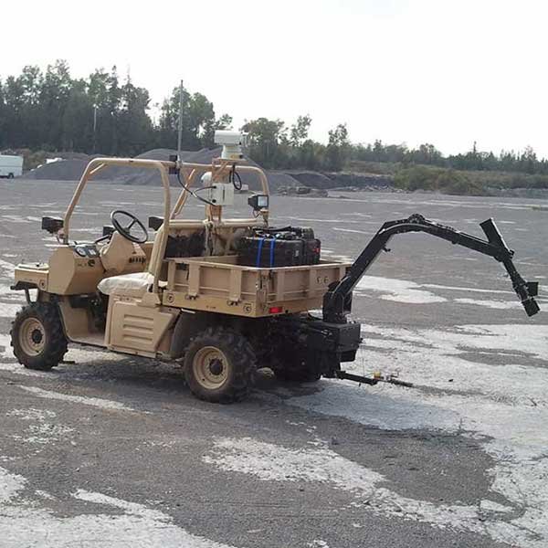 Remote Tactical Support System